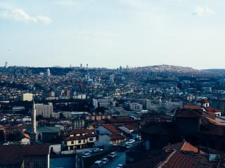 Изображение на Ankara Kalesi близо до Анкара. castle turkey ankara tr ankarakalesi mobiledays