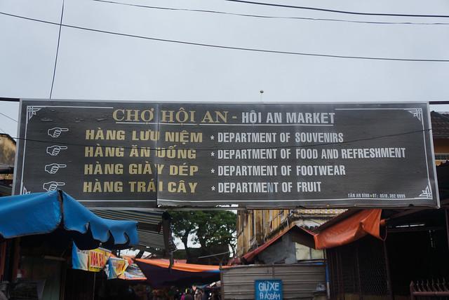Hoi An - Sign