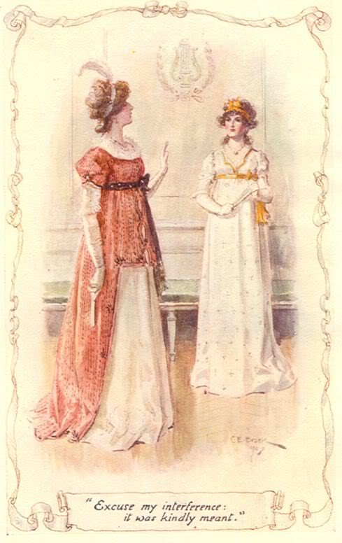 DIY Regency dress