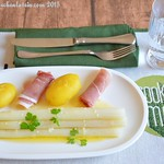 Rezepte mit Spargel: ©Holsteiner Schinken mit Spargel (1)