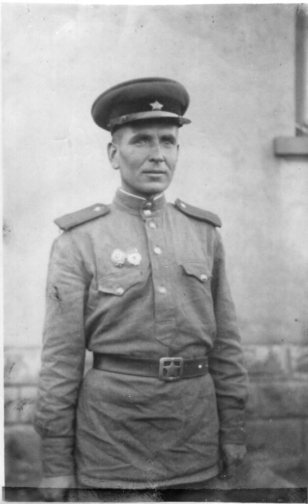 Дмитрий Петрович Сопин. Болгария, 1944 год