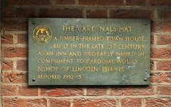 Photo of Slate plaque number 39341