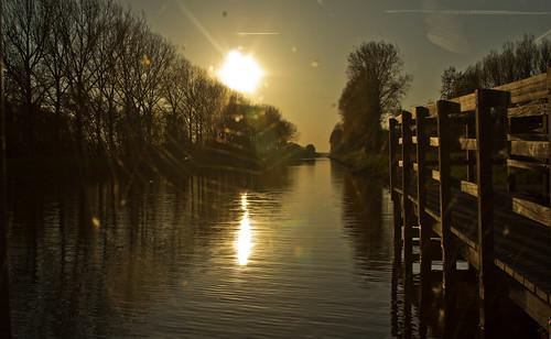 sunset stilllife leuvenvaart 52weeksthe2015edition week162015 weekstartingthursdayapril162015