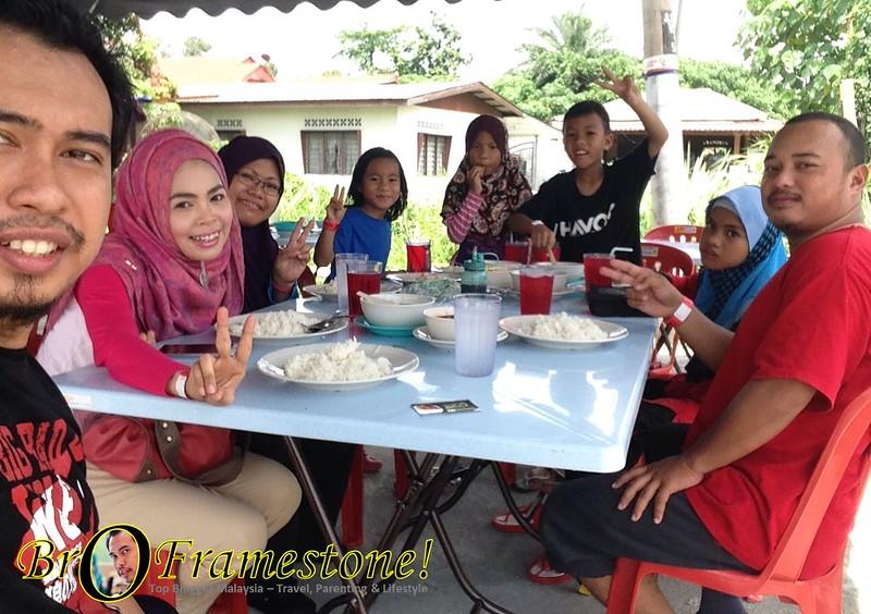 Puchong Cabin Cafe - Pak Ngah Sup Utara & Gulai Kawah