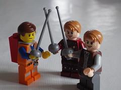 One for all, all for one (Chris Pratt is awsome)