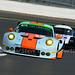 Gulf Racing UK - Porsche 911 RSR - Michael Wainwright/Adam Carroll/Phil Keen (European Le Mans Series)