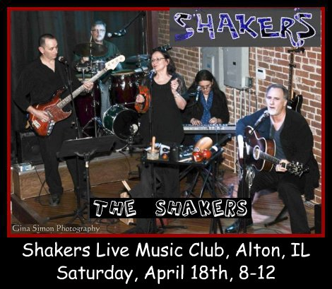 The Shakers 4-18-15