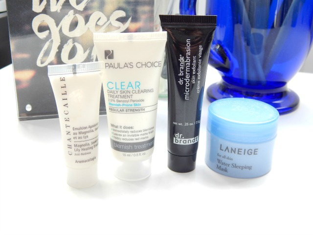 These are the skin fixers, the bad night erasers, & the early morning savers!
