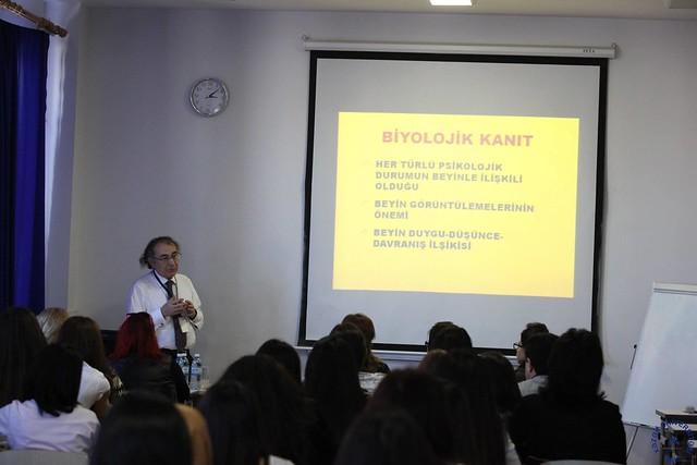 Prof. Dr. Nevzat Tarhan Azerbaycan 2. Uluslararası Psikoloji Konferansına katıldı