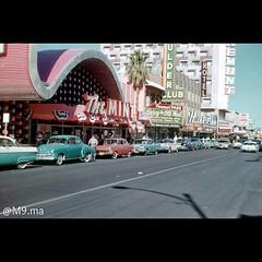 las Vegas, 1959    #InstaSize  #رمزيات #تصويري #انستقرام #تصميم #تصميمي #صور #صورة #صوره #عدستي #الرياض #السعوديه #هاشتاق #تصوير #عرب_فوتو #تصاميم   #beautiful #bestoftheday #blackandwhite #instagood #follow #followme #tbt #photooftheday #instamood #amazi