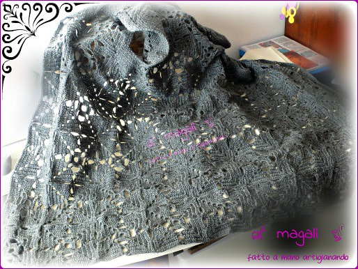 cardigan grigio