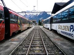 Lenk train station