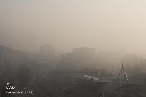 The Myst City/Город тумана