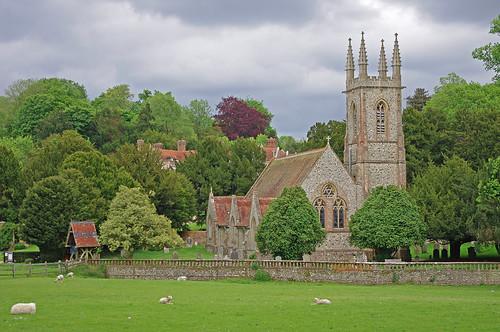 Chawton dalla vita di Jane Austen