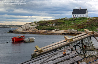 Beyond the Lobster Trap I