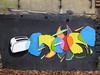 Toasters graffiti, Shoreditch