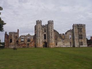 Cowdray House Ruin