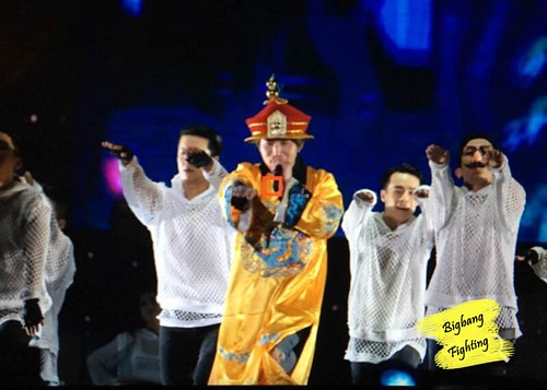 Big Bang - Made V.I.P Tour - Changsha - 26mar2016 - BigbangFighting - 20