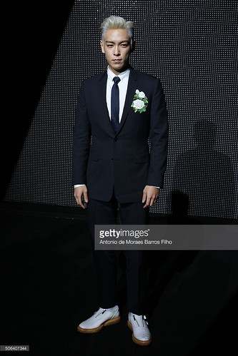 TOP - Dior Homme Fashion Show - 23jan2016 - gettyimages - 06