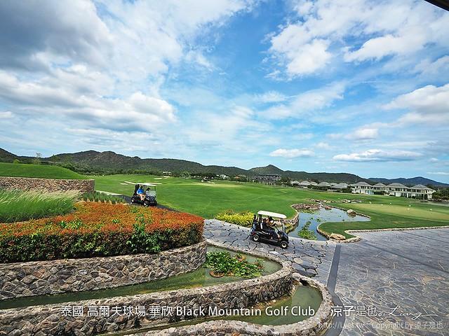 泰國 高爾夫球場 華欣 Black Mountain Golf Club 14