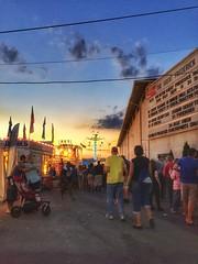Strolling Through the Fair