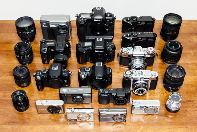 20150405_08_Relics of father's camera and lens