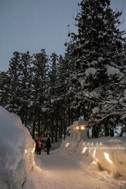 20150214米澤雪燈籠-10米澤雪燈籠-P-1260698