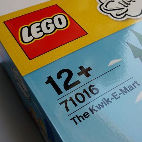 LEGO The Simpsons - Kwik-E-Mart 71016