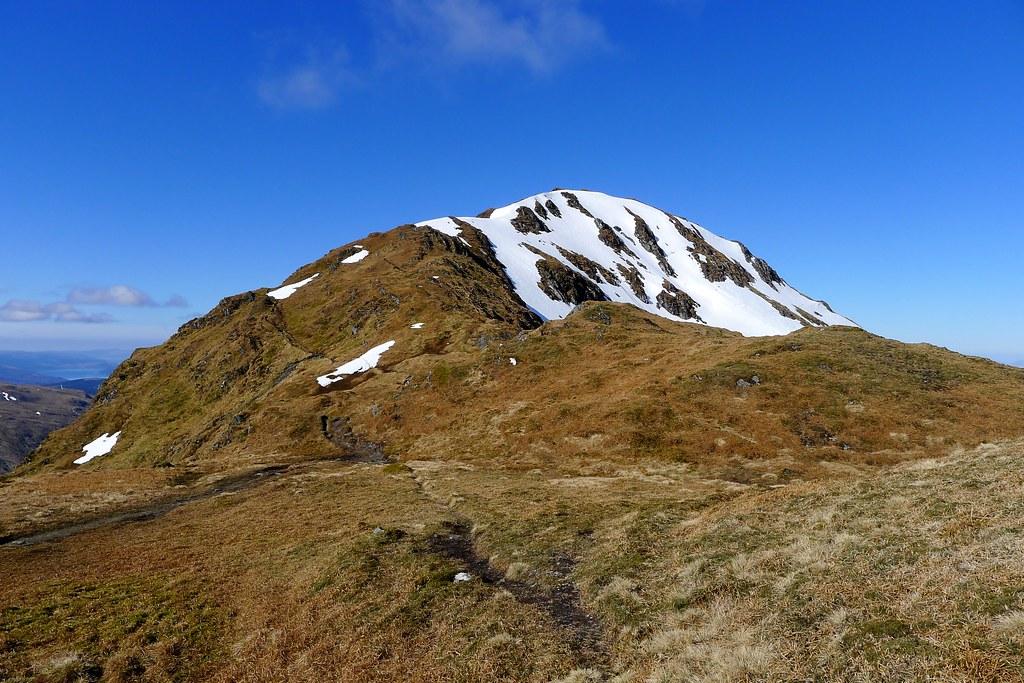 Beinn Bhuidhe summit