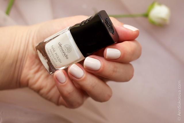 02 Alessandro Nail Polish   Milky Dream
