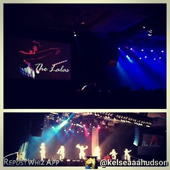 MORE photos from our amazing @senecacasinos crowd! #thelalas