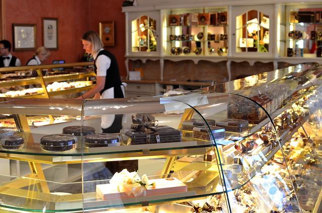 Konditorei Café Zauner, Bad Ischl, Austria