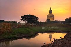 Landscape of big buddha 2