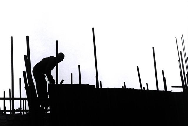236/365: Hutong Construction