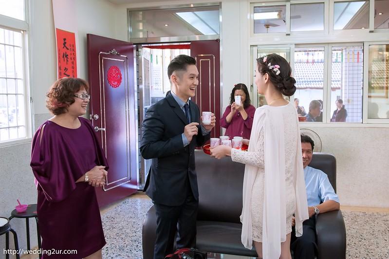 台中婚攝@台中新天地崇德店_029立群&儀婷 訂結婚喜宴