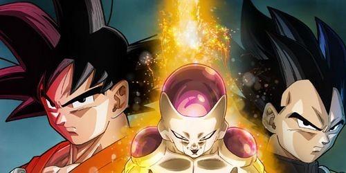 Dragon Ball Z: O Renascimento de Freeza - Novo Super Saiyajin para Goku