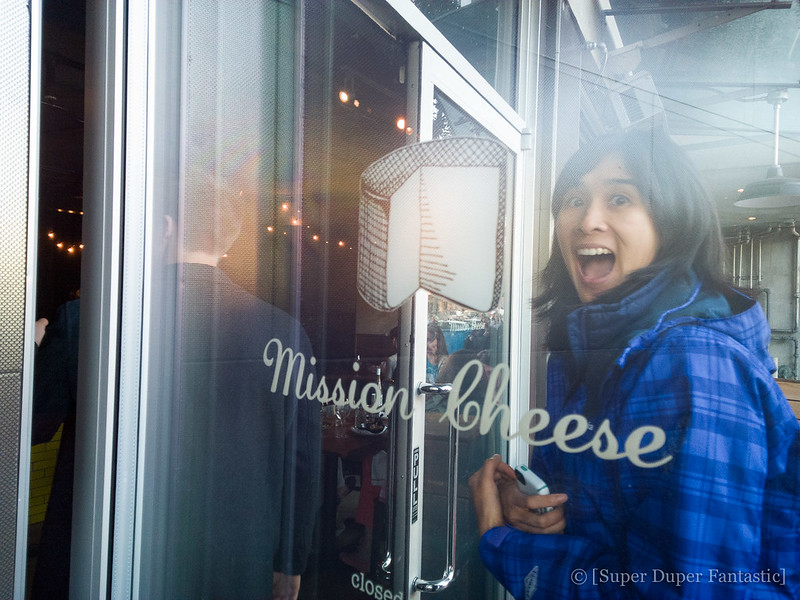Avital Tours - Mission Cheese