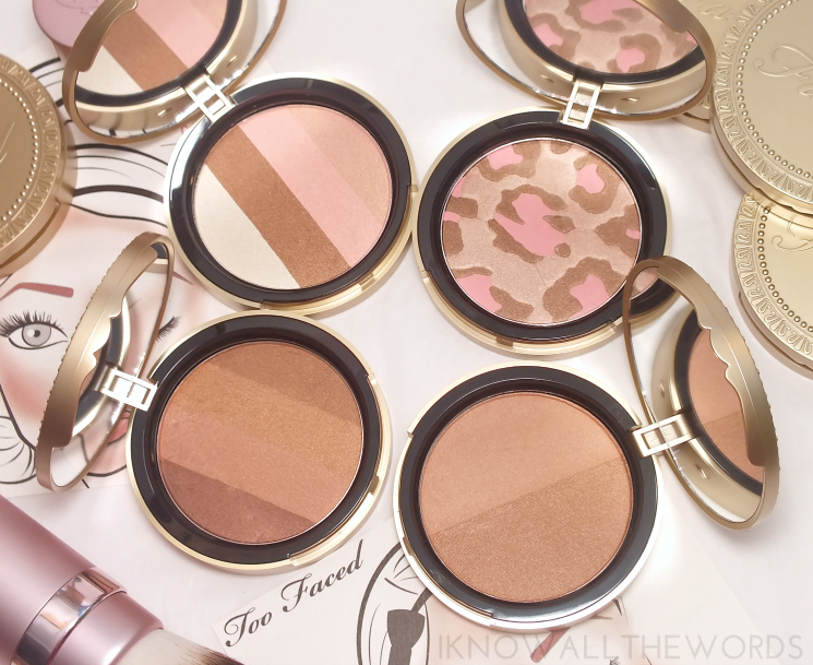 too faced the ultimate bronzer wardrobe (6)