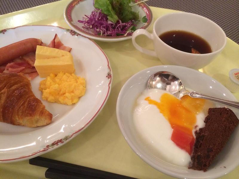 モントレ長崎の朝食