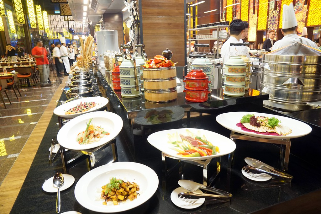 The resort cafe - sunway resort and spa - buffet-016