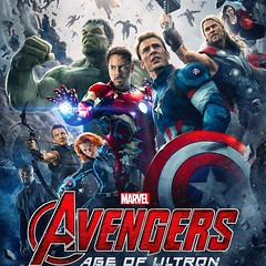 At the movies with the family...Avengers Age of Ultron.