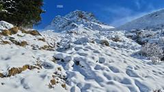 Le Perron - Siviez - Barrage de Cleuson - Valais