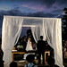 Wedding - #cellularphone #phone #sunset #wedding #spouses #betrothed