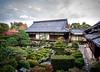 Toji-in gardens # 2