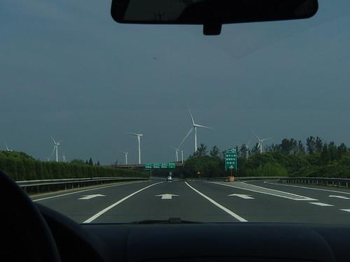 中国 緑色状況 風力発電 - naniyuutorimannen - 您说什么!