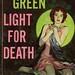 Dell Books 918 - Frank Kane - Green Light for Death