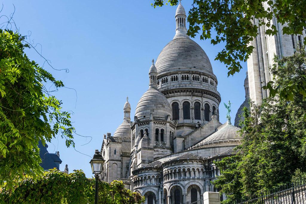 Sacré cœur, Paris Montmartre
