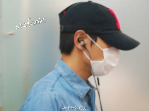 BIGBANG Departure Seoul Incheon to Foshan 2016-06-10 (15)