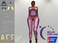 AGS INC Exclusive Womens Pride With Appliers