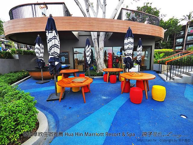 泰國華欣住宿推薦 Hua Hin Marriott Resort & Spa 82